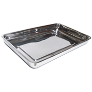Picture of Livingstone Instrument Tray, 530 x 325 x 65 mm, without Cover, Stainless Steel, Each Livingstone Instrument Tray, 530 x 325 x 65 mm, without Cover, Stainless Steel, Each