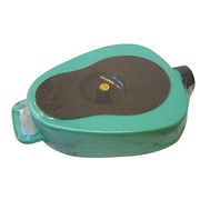 Picture of Incontinence-Bed Pans Plastic, Autoclavable Bedpan Perfection with Lid, with Drain Screw Cap, 4 Liters 32x28x9cm, Autoclavable Recyclable Plastic, Tax Free