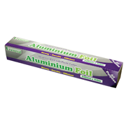 Picture of Food and Packaging Supplies-Foil Universal Aluminium Foil, 44cm x 150 Metres, 13 Microns, 6 Rolls per Carton