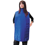 Picture of Apparel-Aprons X-Ray Protective Aprons X-Ray Apron, 90 x 44cm, 3mm Lead Lining, Royal Blue, Each