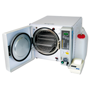 Picture of Siltex Pratika A/Clave Type B/S 20 Litre W/Printer Siltex, Pratika, Autoclave Type Basic S, 20 Litre With Printer, Each