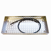 Picture of Dental-Autoclaves & Accessories Autoclave Accessories Siltex Perf Tray S/S, Small Steril'N 320X140X36mm