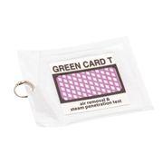 Picture for category Green Card Bowie Dick Test Indicator Cards