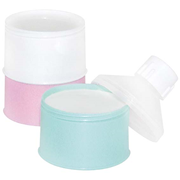 Picture of Healthcare-Baby Milk Container Baby Milk Powder Portion Container, with 3 Compartments, Each