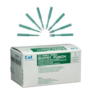 Picture of Laboratory Consumables-Biopsy Punches Sterile Kai Biopsy Punch, Sterile, 2mm, 20 per Box