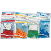 Picture of Oral Health-Oral Care Interdental Brushes Te Pe Interdental Brush xx Finered, 8 per Pack (658) **min 10**