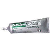 Picture of Betadine Pre-Op Wash, 50ml, Each Betadine Pre-Op Wash, 50ml, Each