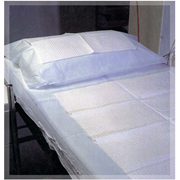 Picture of Healthcare-Personal Care Linen Bed Protector Plain Sheet Examination Sheets 610 x 1030mm., 150 per Carton