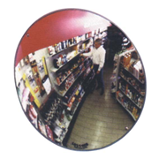 Picture of Acrylic Safety Mirrors Convex 600mm Dia Indoor Use Acrylic Safety Mirrors Convex 600mm Dia Indoor Use