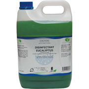 Picture of Cleaning Chemicals - Surface Disinfectants Livingstone Livingstone Disinfectant Sanitiser, 5 Litre Bottle, Commercial Grade, Eucalyptus Scent, Each