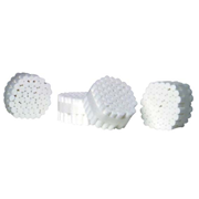 Picture of Dental-Cotton Products Livingstone Dental Cotton Roll, 0.4 x 1.5 Inches, Size 2, 50 Per Pack, 500 Per Box