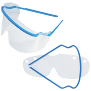 Picture of Livingstone Protective Spectacles Eye Shield, Transparent, Disposable, 50 per Box Livingstone Protective Spectacles Eye Shield, Transparent, Disposable, 50 per Box