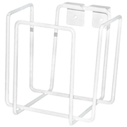 Picture of Sharps Disposal-Sharps Disposal Safes Mounting Brackets To fit Livingstone Range Livingstone Needles Sharps Waste Collector, Wall Bracket, 11.4L x 11.8W x 12H cm, 2L Capacity, for DSS002, Each