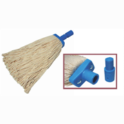 Picture of Cotton Mop Head Indust'll 450g Screw Type Each Cotton Mop Head Indust'll 450g Screw Type Each