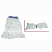 Picture of Cotton Mop Head Indust'Ll 450Gsplit - Clip On Typed Cotton Mop Head Indust'Ll 450Gsplit - Clip On Typed