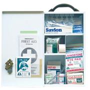Picture of First Aid Kits-Class B Kits (NSW) Livingstone First Aid Complete Set Refill Only in Polybag, Class B, for 11-99 people, Meets Occupational Health and Safety Regulation