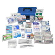 Picture of First Aid Kits-General Purpose Kit Livingstone General Purpose First Aid Kit, Medium, Complete Set In Recyclable Plastic Case