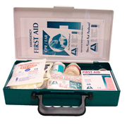 Picture of First Aid Kits-Work Vehicle Kit Small Livingstone Work Vehicle First Aid Complete Set Refill Only in Polybag, Small
