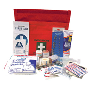 Picture of First Aid Kits-Bush Walker's Kit Livingstone Bush Walker First Aid Kit, Complete Set In Nylon Pouch