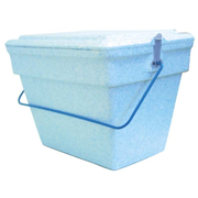 Picture of Foam Cooler Box, 26 Litres, 490 x 350 x 360 mm, with Lid, Each (611195) Foam Cooler Box, 26 Litres, 490 x 350 x 360 mm, with Lid, Each (611195)
