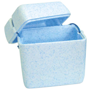 Picture of Foam Cooler Box, 4 Litres, 270 x 190 x 190 mm, with Lid, Each (611115) Foam Cooler Box, 4 Litres, 270 x 190 x 190 mm, with Lid, Each (611115)