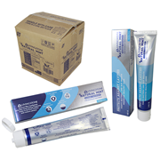 Picture of Oral Health-Oral Care Toothpaste Natural Bliss Flouride - Adult, 145g Livingstone Flouride Toothpaste, Natural Mint, Paraben Free, 145 Grams with Flip Top Standing Cap, Tamper-Proof Seal, 24 per Carton