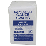 Picture for category Cotton Gauze Swabs - Non-Sterile