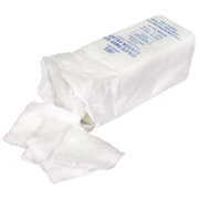 Picture of Dressings-Gauze Swabs Cotton-Filled Gauze Swabs, 8 Ply Livingstone Cotton Filled Gauze Swabs, 7.5 x 7.5cm x 8 Ply, White, 100 per Pack