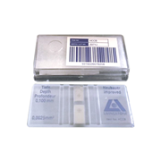 Picture of Livingstone Haemocytometer Blood Counting Chamber 0.1mm Depth Neubauer-improved Bright lined, Double Ruling, European Glass, Each Livingstone Haemocytometer Blood Counting Chamber 0.1mm Depth Neubauer-improved Bright lined, Double Ruling, European Glass, Each