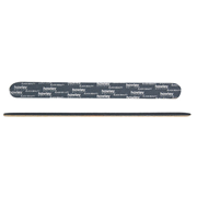 Picture of Beauty-Nail Supplies-Manicure & Pedicure Supplies Emery Boards Wood Centre Emery Boards 175x20mm Hawley Black Beauty Wide 280/280, 10/pack