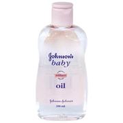 Picture of Johnson's Baby Oil 200ml 72 per carton Carton Johnson's Baby Oil 200ml 72 per carton Carton