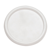 Picture of Dental-Laboratory Materials Denture Box Livingstone Recyclable Plastic Denture Cup Lid, 1000 per Carton (For Item No.: LIVDENCUP)