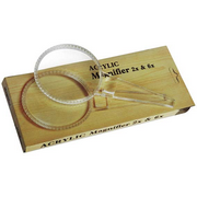 Picture of First Aid (Old)-Instrutment & Equipment Magnifiers Livingstone Magnifier, 2x and 6x Magnification, 75mm Diameter, Each