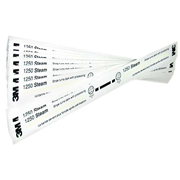 Picture of 3M Comply Indicator Strip 1250, 240 per Pack 3M Comply Steam Chemical Indicator Strips (1250), 20cm Length, 240 Pieces per Box