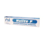 Picture of Nulite F Fibre Reinforced Composite Syringe, 4 grams, Dark, Each Nulite F Fibre Reinforced Composite Syringe, 4 grams, Dark, Each