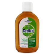 Picture of Dettol Antiseptic Disinfectant Liquid 125ml, Each Bottle Dettol Antiseptic Disinfectant Liquid 125ml, Each Bottle