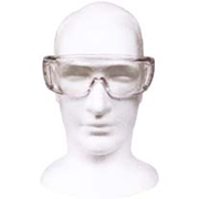 Picture of Apparel-Eye Wear Protective Spectacles Livingstone Protective Safety Goggles Spectacles,Anti-Scratch, Meets ANSI Standard Z87.1-2010, Recyclable Polycarbonate,10 per Box