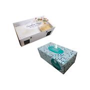 Picture of Tissues-Facial Tissues Sofeel Sofeel Executive Facial Tissues, 2-Ply, 19.5 x 19cm, White, 180 Sheets per Box, 36 Boxes per carton
