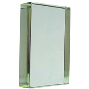 Picture of Dental-Cements & Liners Mixing Accessories Mixing Glass Slabs Glass Mixing Slab, 150 x 75mm, Rectangular, 15mm Thickness, Each