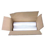 Picture of Universal Hand Stretch Wrap - Cast Film, 500 mm x 375 Metres, 25um, Clear, Each Roll Universal Hand Stretch Wrap - Cast Film, 500 mm x 375 Metres, 25um, Clear, Each Roll
