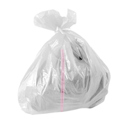 Picture of Cleaning Aids-General Cleansers Laundry Bags Livingstone 100pct Water-Soluble Laundry Bags at 60degC, 66 x 84cm, 20 Microns, 100pct Biodegradable, PVA, Natural, 200 per Carton