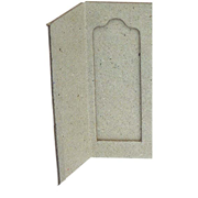 Picture of Laboratory Supplies-Microscope Slides Accessories Slide Mailer Cardboard Single, Each