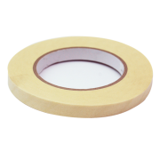 Picture of Laboratory Equipment-Autoclave Sealing Tapes Indicating Livingstone Autoclave Indicator Tape, 12 mm x 55 metres, Each
