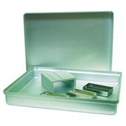 Picture of Mini Endo-tray Complet Gry 135x180x30mm Mini Endo-tray Complet Gry 135x180x30mm