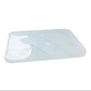 Picture of Universal Take-Away Rectangular Container, Lid, Clear, Recyclable Plastic, 50 per Pack, 500 per Carton Universal Take-Away Rectangular Container, Lid, Clear, Recyclable Plastic, 50 per Pack, 500 per Carton