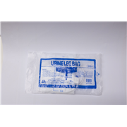 Picture of Incontinence-Urine Drainage Bags Leg Bags Livingstone Drainage Leg Urine Bag, 500ml, 40cm Tube, 56cm Elastic Strap, with Bottom Outlet and Leg Tie, Graduated, Sterile, Each