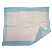 Picture of Bed Protectors-Underpads Livingstone Underpad, 8-Ply, 28 x 40cm, Bluey, 250 per Carton