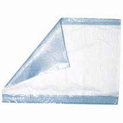 Picture of Bed Protectors-Underpads Livingstone Underpad, 8-Ply, 56 x 40cm, Bluey, Machine Cut, 200 per Carton