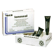 Picture of Ionoseal-ionomer Cavity Lining3x8g Tube Ionoseal-ionomer Cavity Lining3x8g Tube