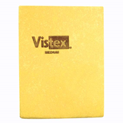 Picture of Wipes-Cleaning Cloths Vistex Regular Vistex Cleaning Cloths, Regular, 40 x 30cm, Yellow, 40 Cloths per Pack
